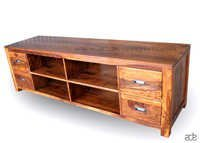 TV Wooden Cabinet(Sheesham)