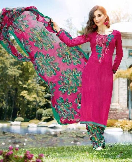 Embroidered Salwar Kameez Online