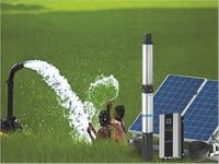 Solar Water Pumping System