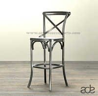Iron Bar Chair