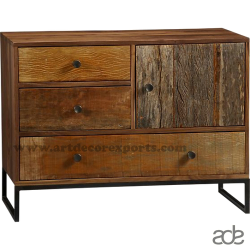 Cabinet Chest With Stand
