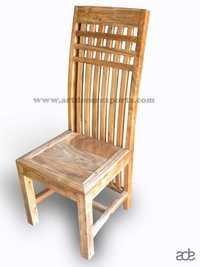 Acacia Wooden chair