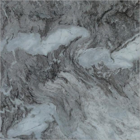 Cloudy Marble Floor Tile
