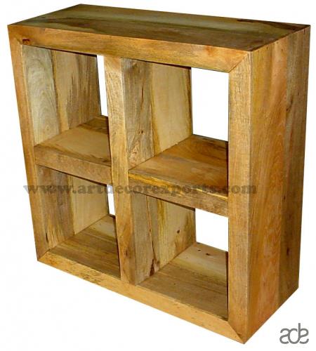 Mangowood Book Shelf