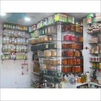 Oil Shop Interior