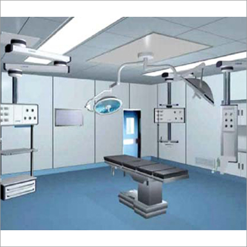 Clean Modular Operation Theatre