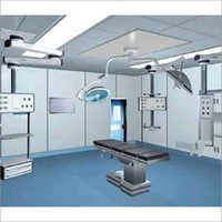 Clean Modular Operation Theatre