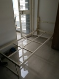 Folding Wall Bed Mechanism With Framing