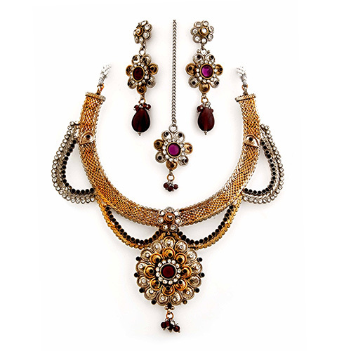 Heavy Antique Necklace
