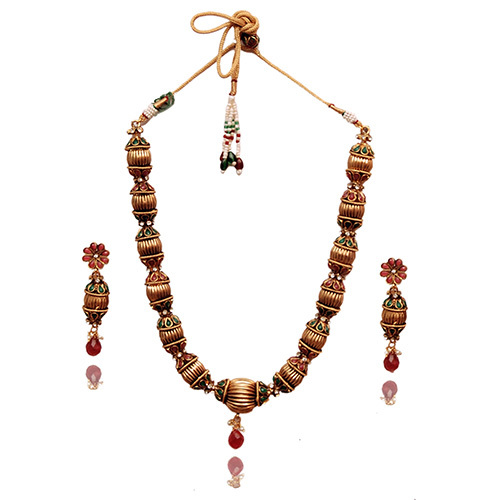 Antique Damroo Necklace