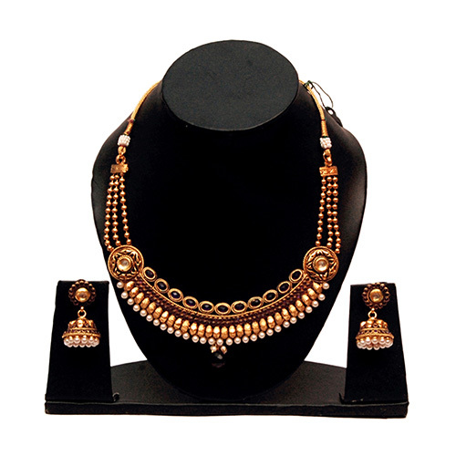 Antique Rani Heavy Necklace