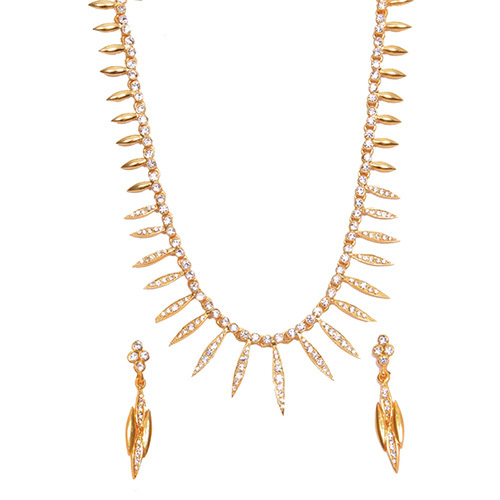 Designer AD Necklace