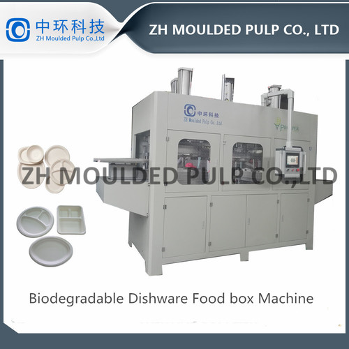 Full Automatic Dishware Plates Making Machine
