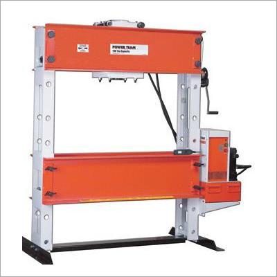 PowerTeam Hydraulic Presses