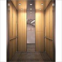 Hydraulic Lift Cabin