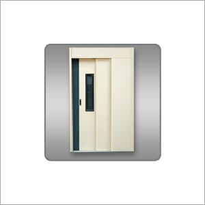 Ms Telescopic Elevator Door