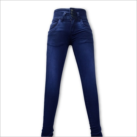 Royal Blue Ladies Jeans