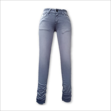 Light Gray Ladies Jeans