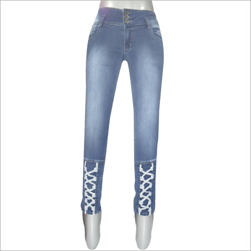 Ladies Pattern Jeans 101