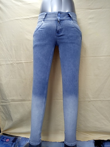 Ladies Pattern Jeans 103