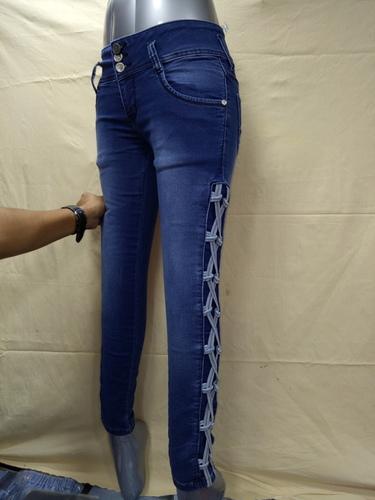 Designer Pattern Jeans 109