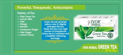 GREEN TEA 25 Tea Bags