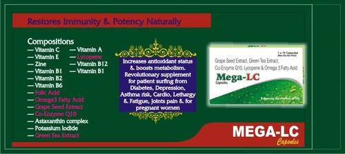 MEGA-LC CAPUSLE