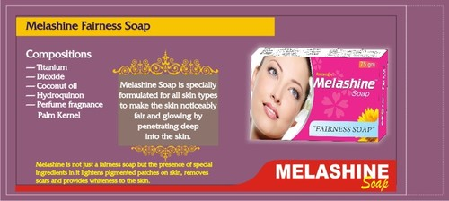 MELASHINE SOAP