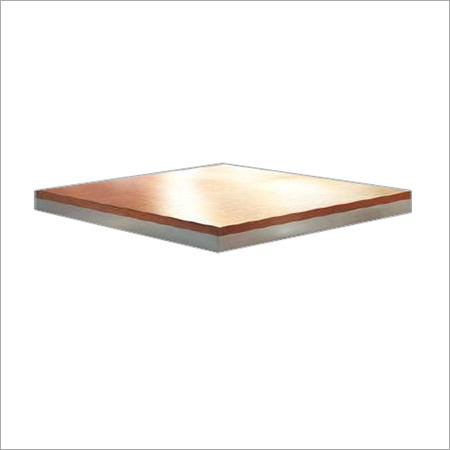 Bimetal Sheet of Aluminium Copper