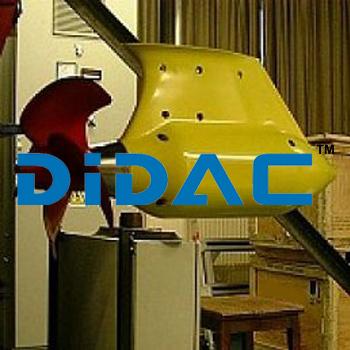 Open Water Podded Propeller Dynamometer