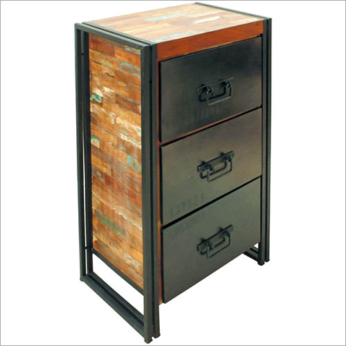 Urban Chic Chest Three Drawer