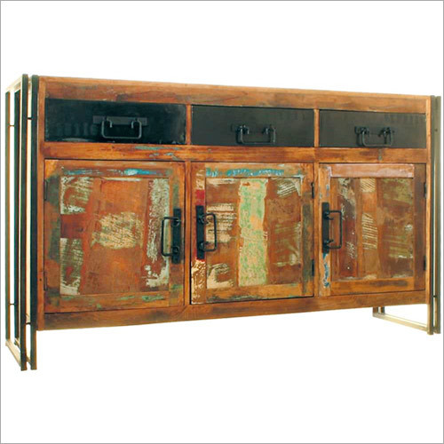 Urban Chic Three Door Sideboard