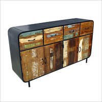 Urban Chic Four Door Sideboard
