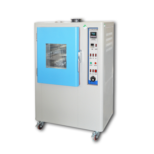 Anti-yellowing aging testing machine