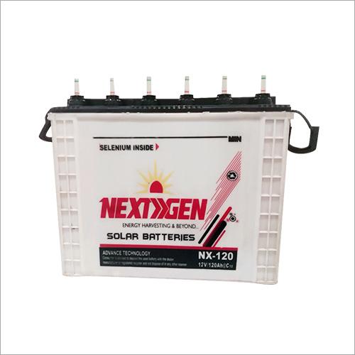 Solar Battery 120 AH