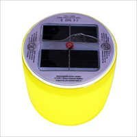 Solar Folding Yellow Lantern