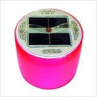 Solar Pink Lantern
