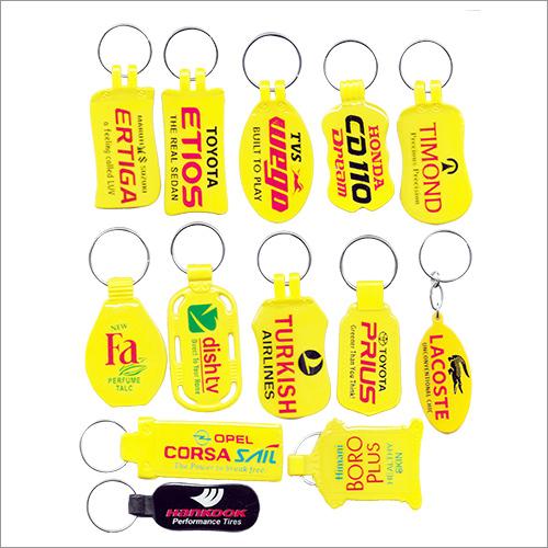 ABS Plastic Keychains