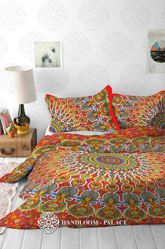 Cotton Duvet Comforter Set