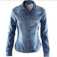 Ladies Denim Garments