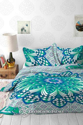 Mandala Printed Duvet Cover
