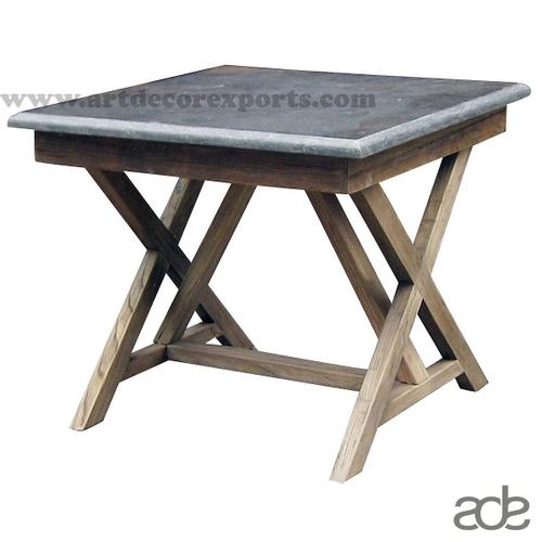 Crossed Leg Coffee Table