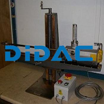 Stern Tube Drilling Machine
