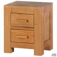 Two Drawer Bedside