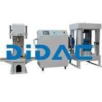 Compression And Flexural Test Machine