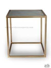 Glass Bedside