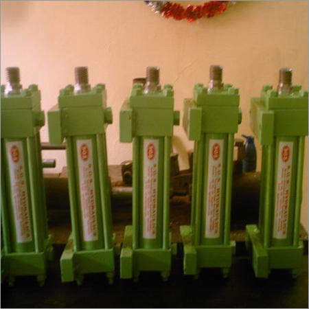 Hydraulic Rotatory Cylinder