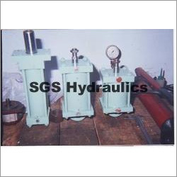 Electronic Positioning Hydraulic Cylinder