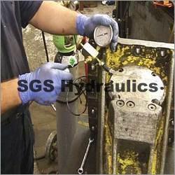 Repairing Of Hydraulic Equipments