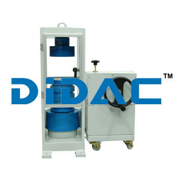 Manual Compression Testing Machine